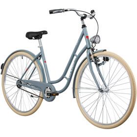 Ortler Detroit City Bike grey